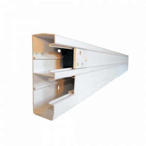 Double PVC Trunking